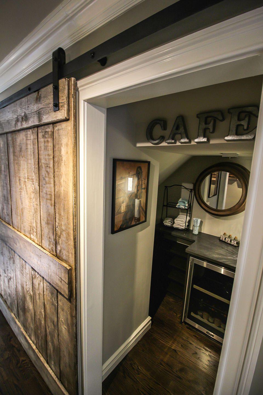 cozy cafe nook