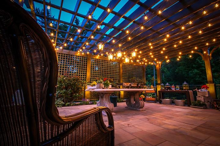 interior design service - lighting